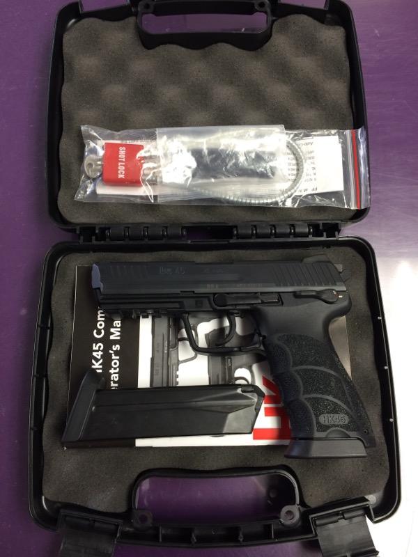 Heckler & Koch (HK) - HK45 - .45 ACP