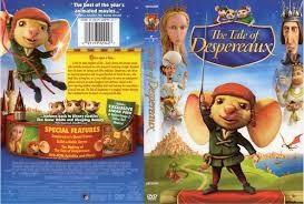 DVD MOVIE DVD THE TALE OF DESPEREAUX