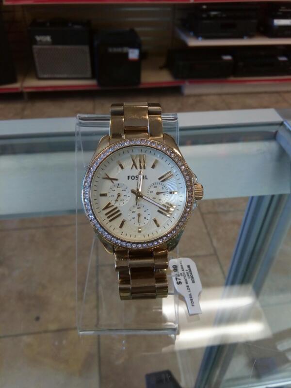 FOSSIL Lady's Wristwatch AM4482