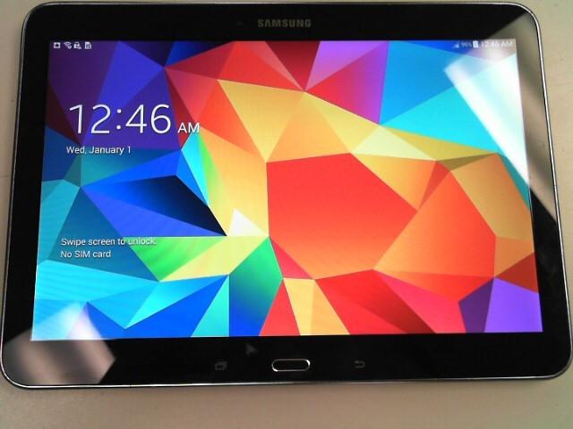 SAMSUNG Tablet SM-T537A