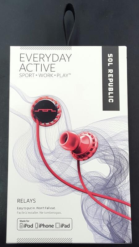 SOL REPUBLIC Headphones RELAYS