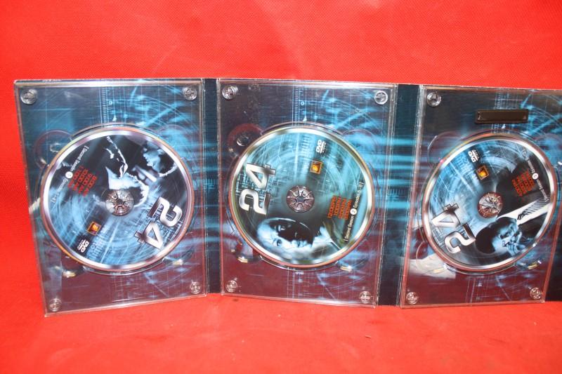 24: Season 2 DVD Kiefer Sutherland, Reiko Aylesworth, Carlos Bernard, Dennis Ha