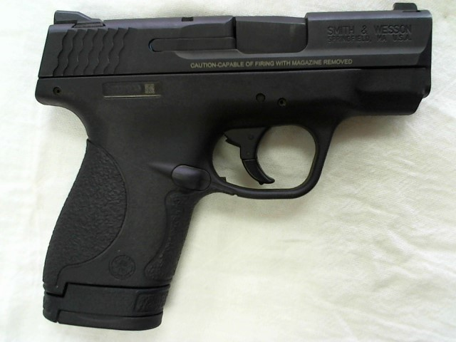 SMITH & WESSON Pistol M&P SHIELD