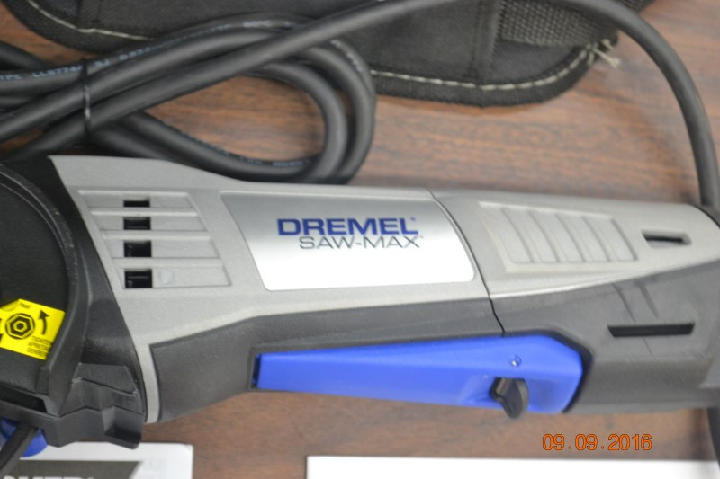 DREMEL Circular Saw SM20 SAW-MAX