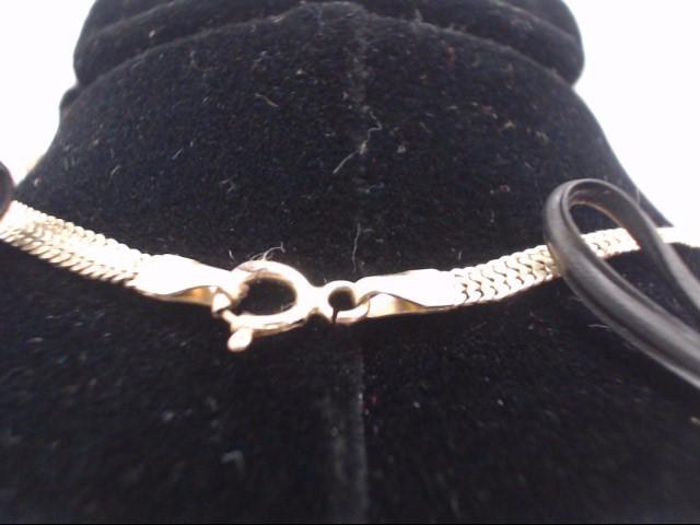 Gold Bracelet 14K Yellow Gold 1.7g