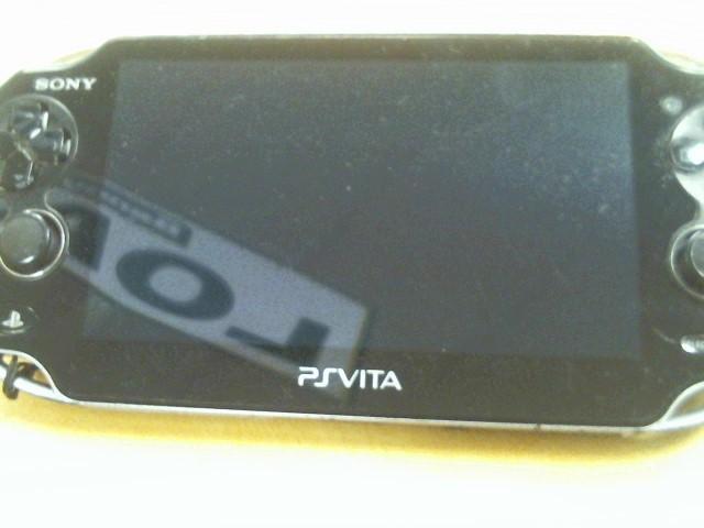 SONY PlayStation Vita Handhelds PS VITA HANDHELD - PCH-1001
