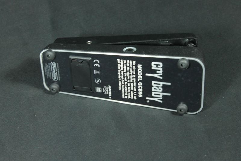 Dunlop GCB95 Cry Baby Original Wah-Wah Effects Pedal