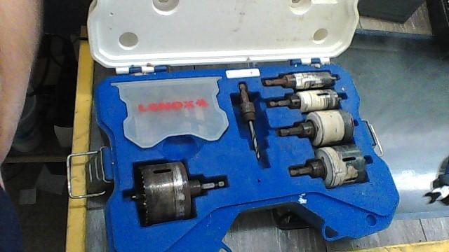 LENOX Drill Bits/Blades 12206 8PC HOLE SAW KIT