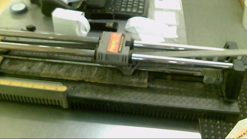 PLASPLUG Tile Cutter PGL350 POWERGLIDE 18-INCH TILE CUTTER