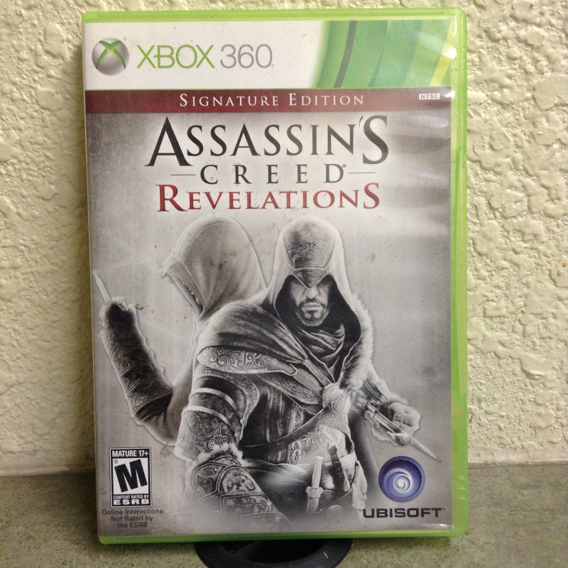 MICROSOFT Microsoft XBOX 360 Game ASSASSINS CREED REVELATIONS - XBOX 360