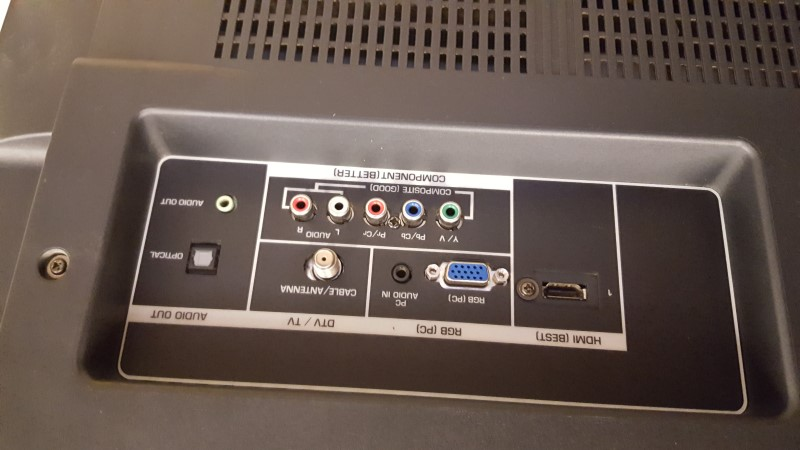 VIZIO Flat Panel Television E471VLE