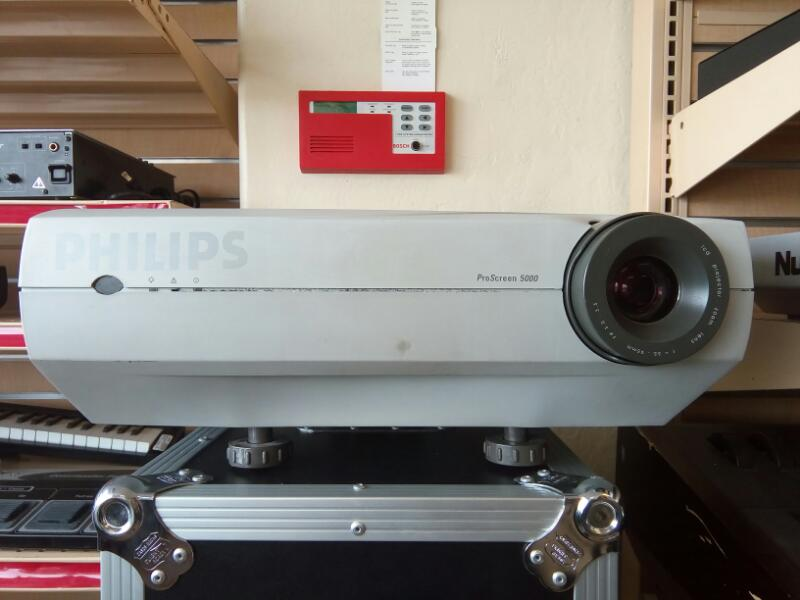 PHILIPS Projector PROSCREEN 5000