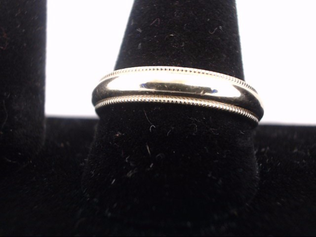 Gent's Gold Ring 14K Yellow Gold 5.8g