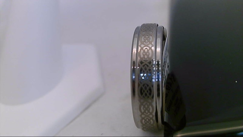 celtic design gents tungsten carbide band size 11
