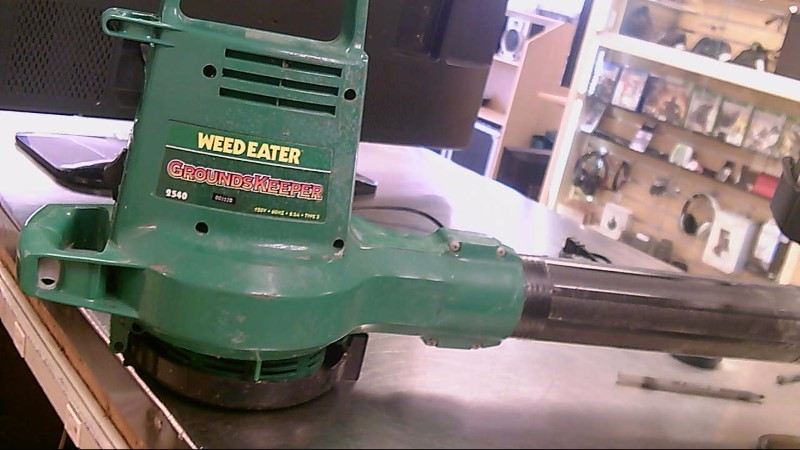 WEEDEATER LEAF BLOWER 8.5A 2540