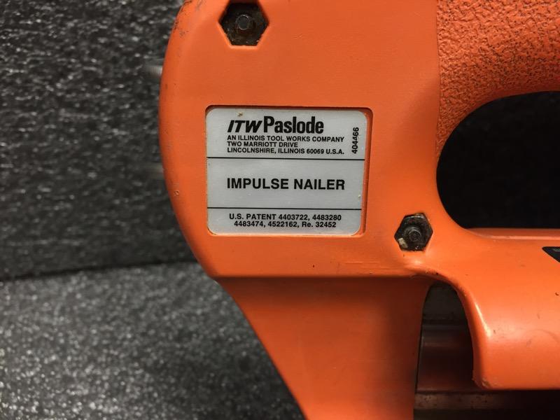 Paslode Impulse Cordless 30 Degree Framing Nailer 404466