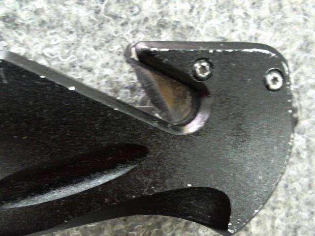 EXTREME Hunting Knife TAC KNIFE