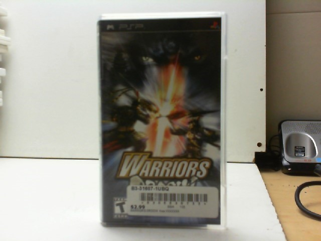 SONY Sony PlayStation 2 Game WARRIORS OROCHI