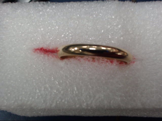 Gent's Gold Wedding Band 14K Yellow Gold 2.18dwt