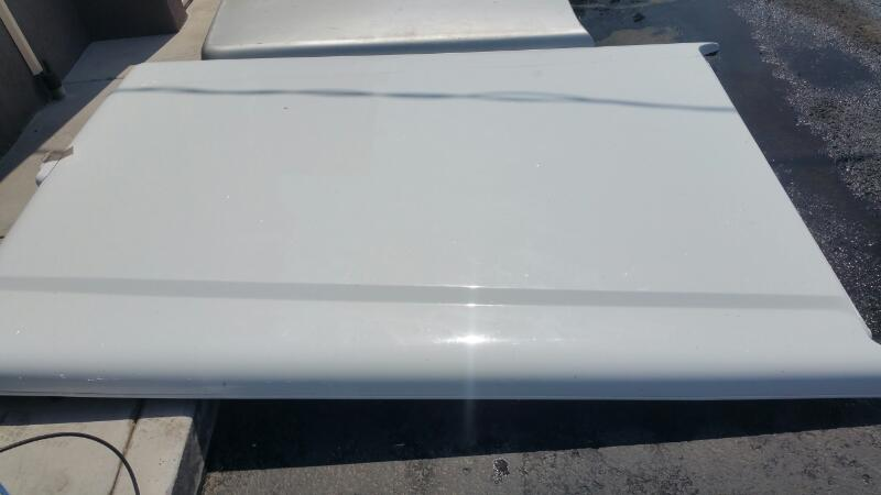 ARE Car/Truck Part F150 2006-2010 BED COVER