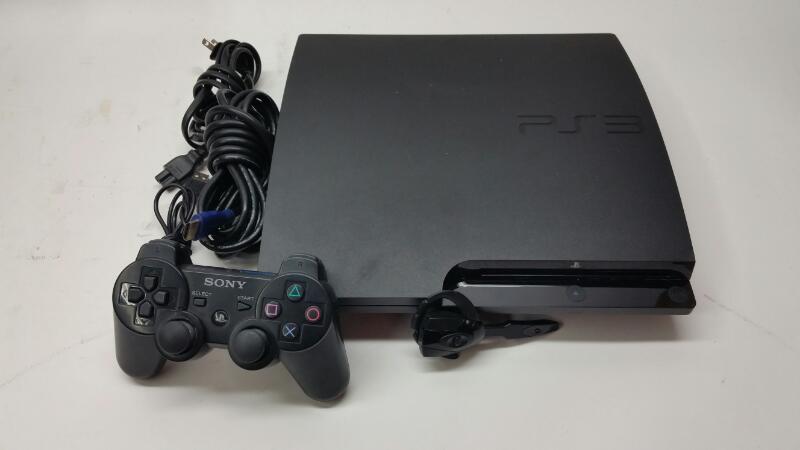 Sony Playstation 3 System 160gb CECH-3001A