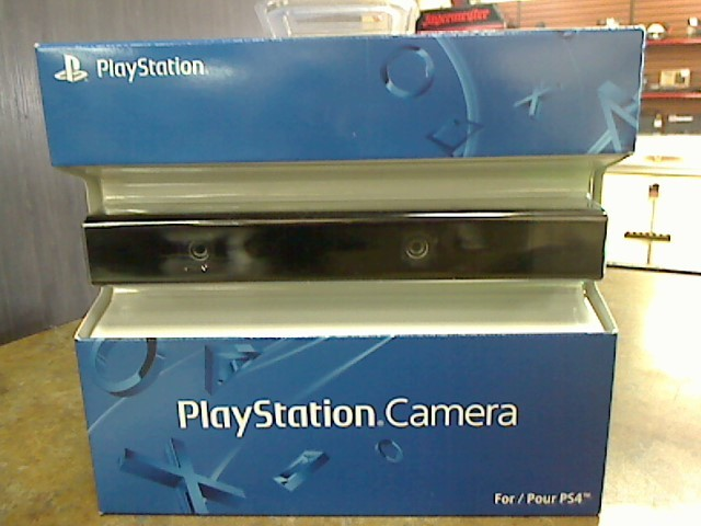SONY Video Game Accessory PS4 - CUH-ZEY1 - CAMERA