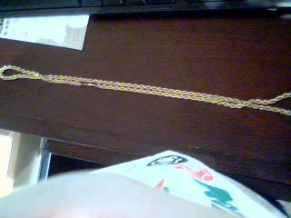 """24"""" Gold Rope Chain 14K Yellow Gold 45g"""