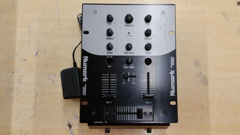NUMARK ELECTRONICS Mixer DM-950