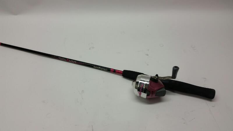 SHAKESPEARE FISHING Fishing Rod & Reel ROD & REEL COMBO