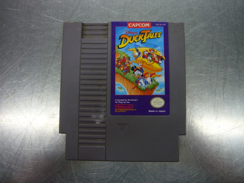 NINTENDO NES Game DUCK TALES *CARTRIDGE ONLY*
