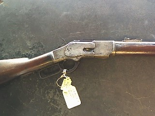 WINCHESTER Rifle 1873