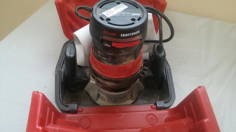 CRAFTSMAN Router ROUTER 315.174710