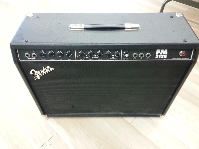 Fender Guitar Amp - FM212R