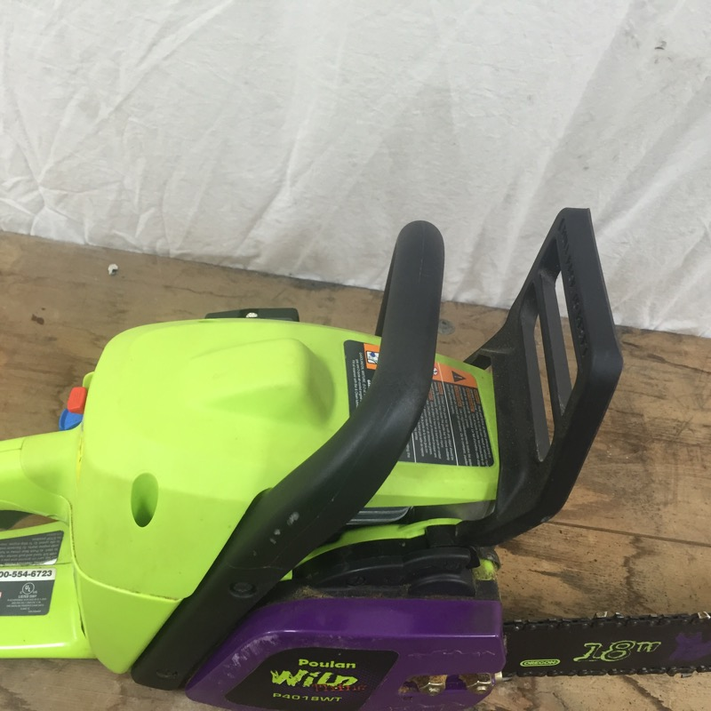 POULAN Chainsaw WILD THING 40CC