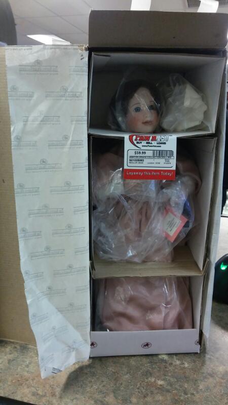 ASHTON DRAKE COLLECTION Doll 96252