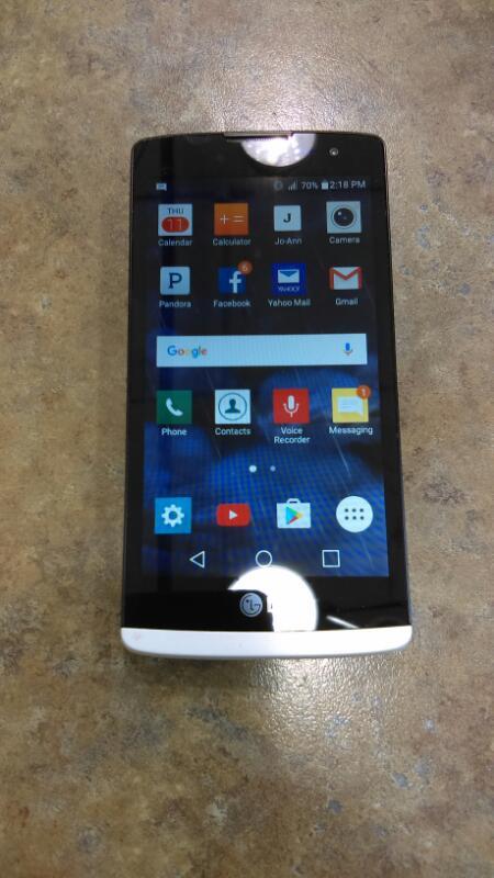LG Cell Phone/Smart Phone LG-H343