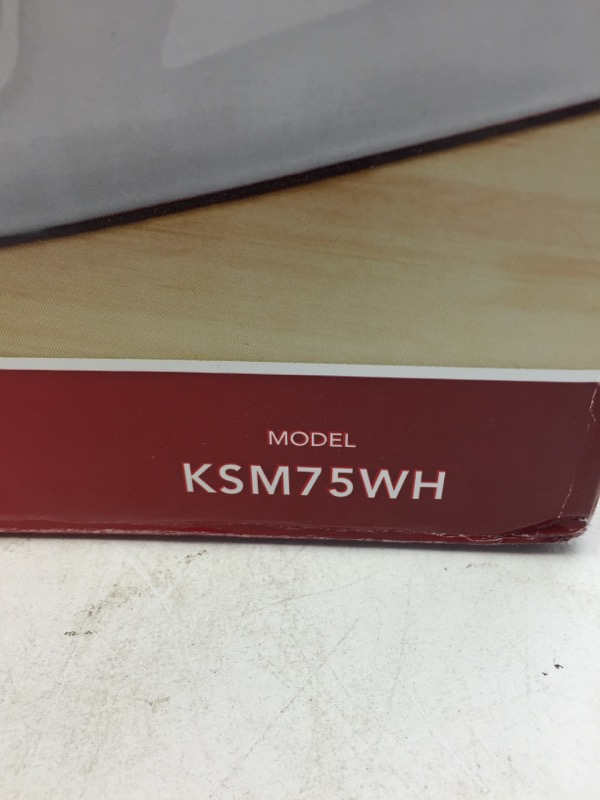 Kitchen Aid Serial Number Wh