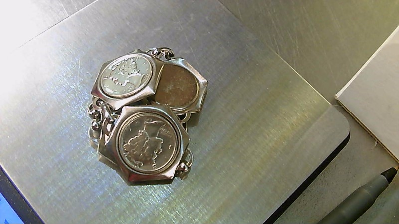 Silver-Misc. 900 Silver 25.25g