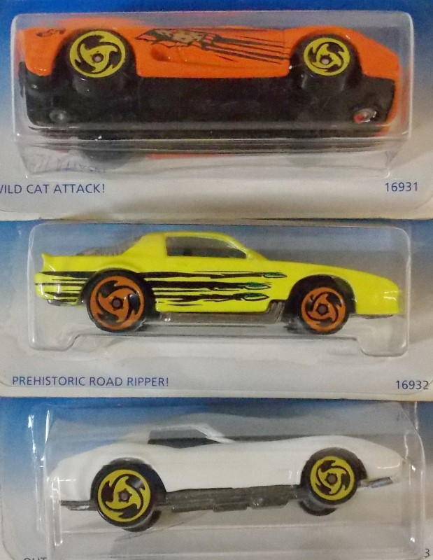 HOT WHEELS: 1997 SERIES, 14 CARS ONLY