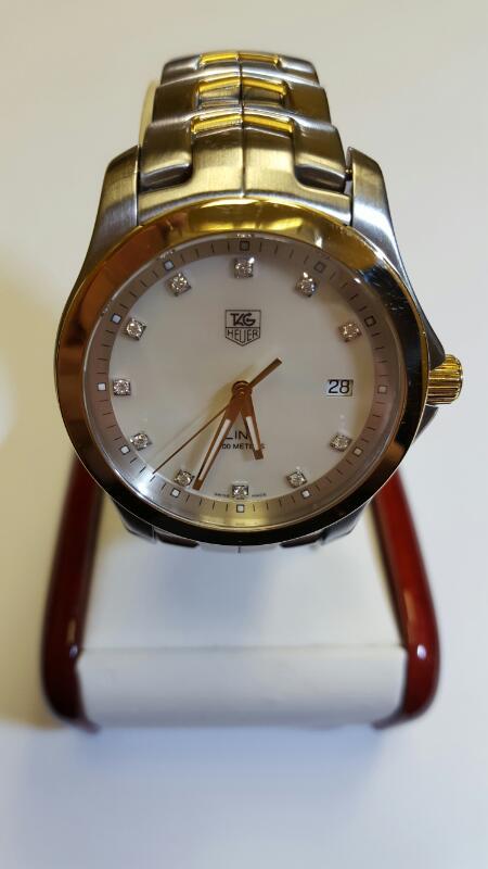 TAG HEUER Gent's Wristwatch WJF1153