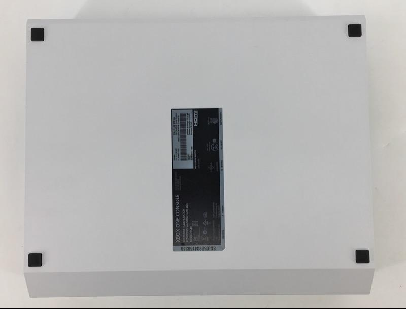 Microsoft Xbox One 500GB, White - Model# 1540