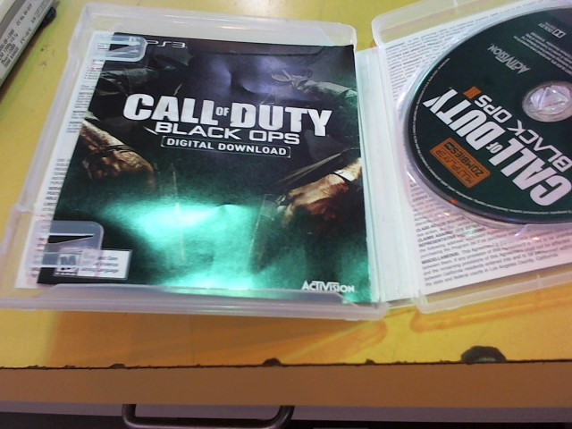 SONY Sony PlayStation 3 Game CALL OF DUTY BLACK OPS III - PS3