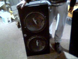 """SKAR AUDIO Speakers/Subwoofer DDX 15"""" SUBWOOFER"""