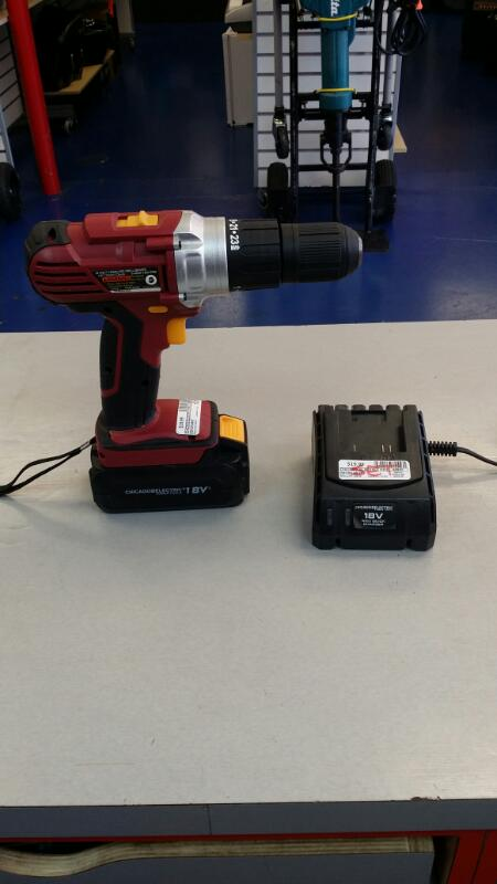 CHICAGO ELECTRIC DRILL 68850