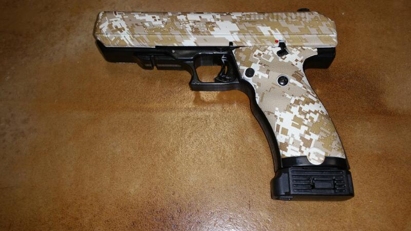 HI POINT FIREARMS Pistol JHP 45 DIGICAMO