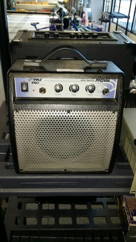 PYLE Electric Guitar Amp PRO PPG240A