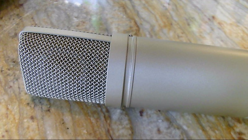Preowned Editors Keys SL300 Microphone MIC Only