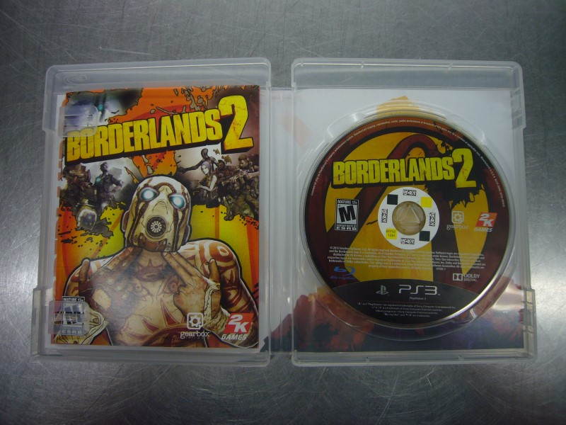 SONY PlayStation 3 Game BORDERLANDS 2
