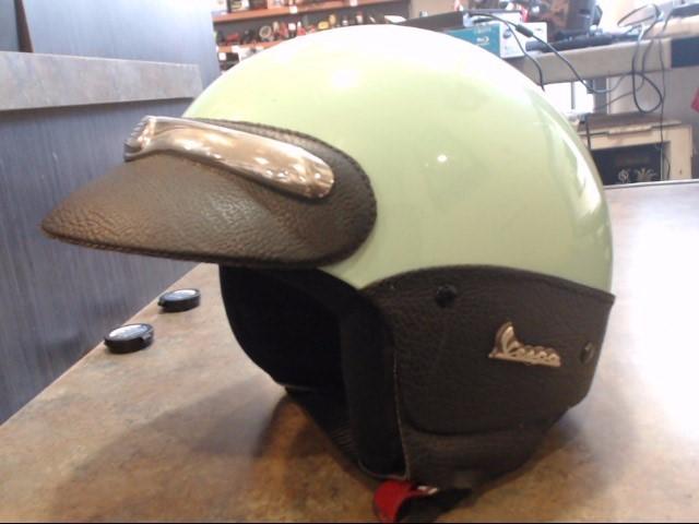 VESPA Motorcycle Helmet DEMI JET 2001