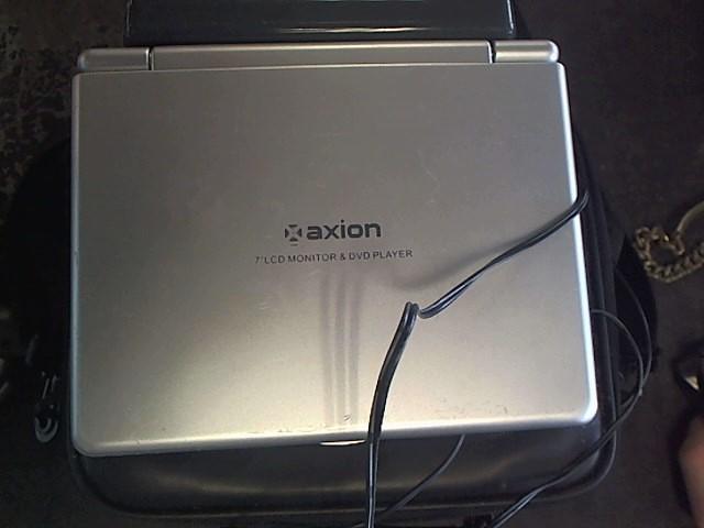 AXION Portable DVD Player 16-3903